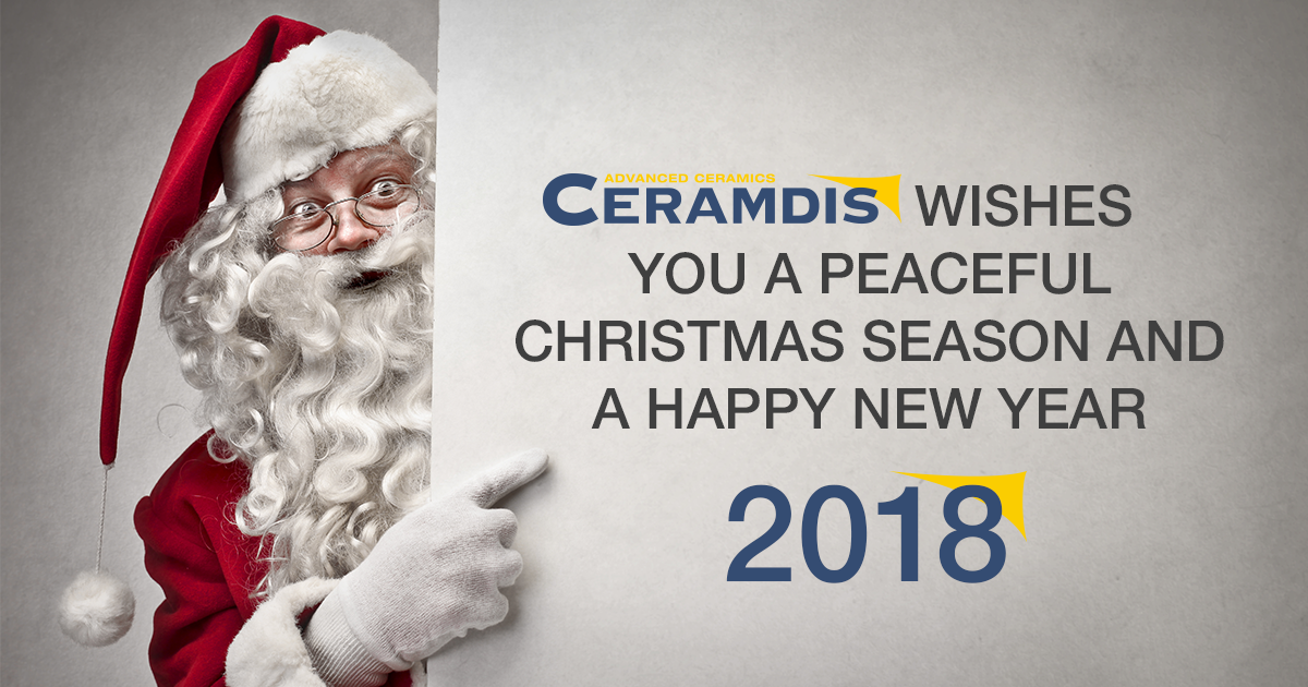 We wish all our customers and businesspartners a merry christmas and a happy new year.